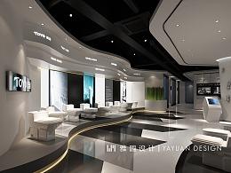 雅园设计   统用卫浴展厅