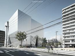 日本東京北斋美术馆