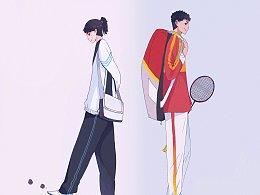 【插画印象】22年