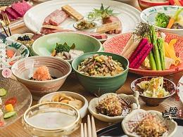 完璧日式烧肉菜品摄影