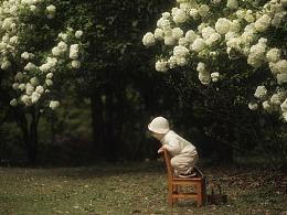 你把我的心装饰成了一座春天的花园
