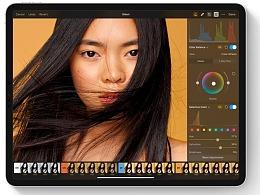 如何在营销材料中使用iPad视觉稿