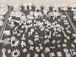 3D打印潮流玩具样品,小批量