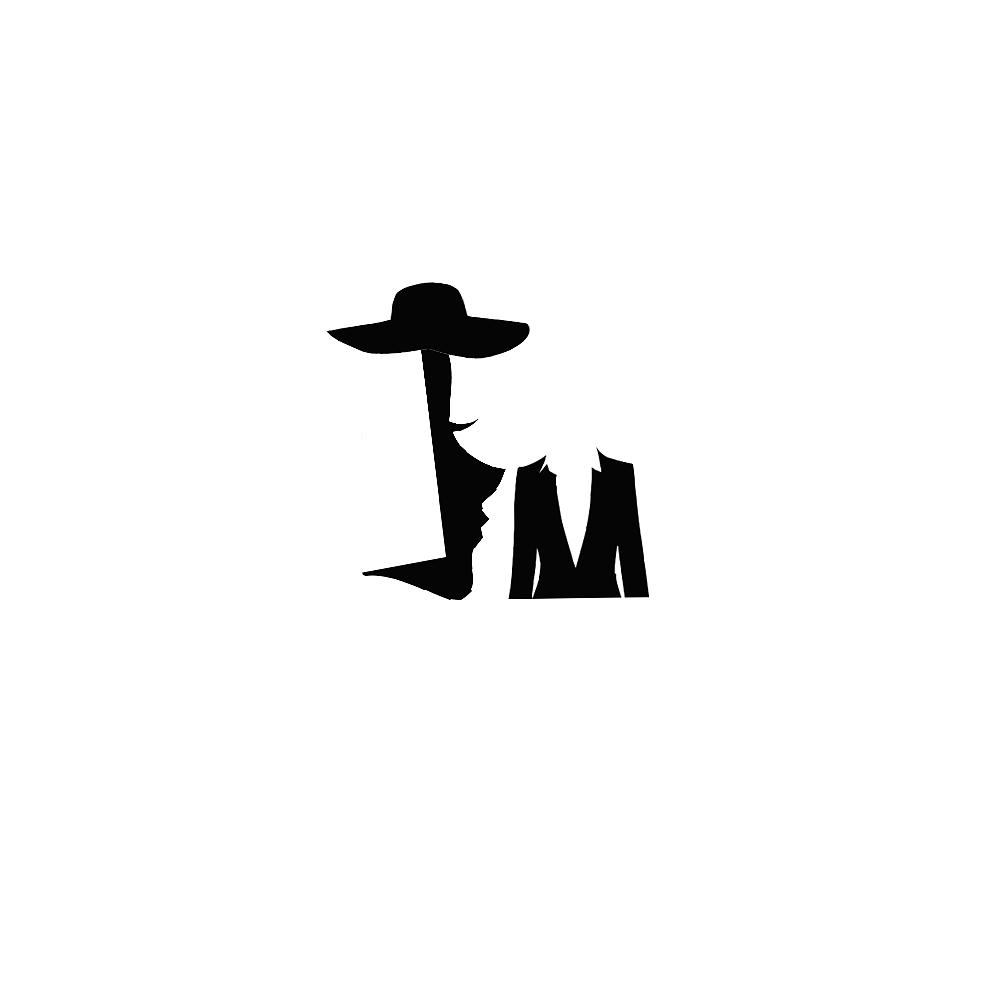jm字母logo设计图片