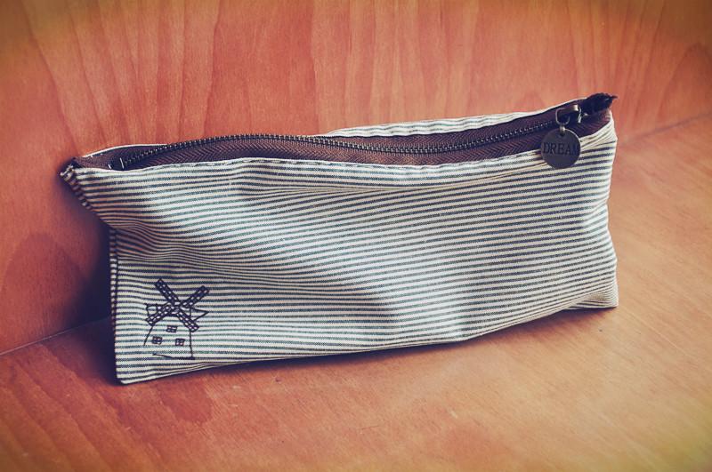 手工制作雪糕笔袋
