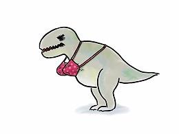 恐龙很烦,宁愿灭亡!