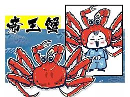 阿夹的假期到日本吃吃吃(螃蟹篇)