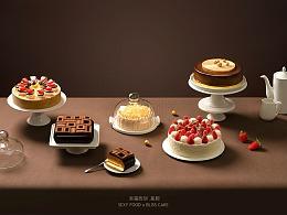 幸福西饼 | 蛋糕摄影