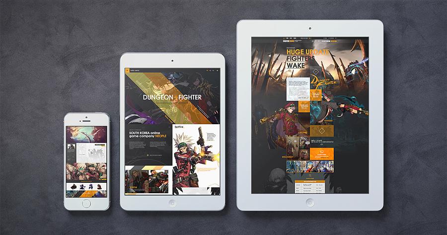 查看《DNF游戏页面设计练习》原图,原图尺寸:1200x630