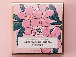 T9白桃乌龙茶