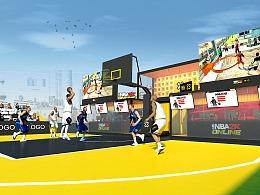 新浪黄金联赛&NBA2KONLINE
