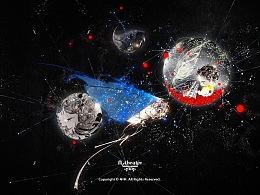 N.世界 5周年 封面