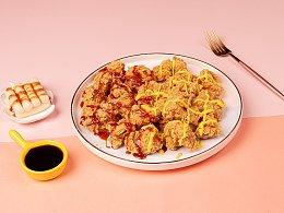 韩式炸鸡摄影 | 餐饮