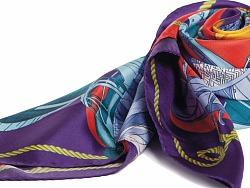 丝巾定制2