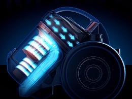 德尔玛DX208E/DX179吸尘器