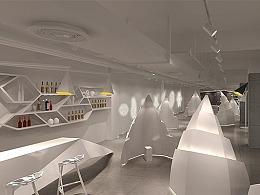【晶正照明】展厅空间设计
