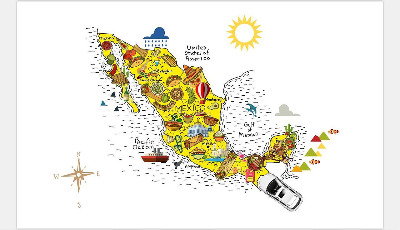 北汽汽车在墨西哥