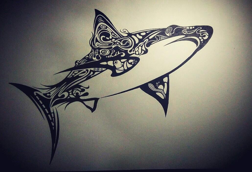 创意黑白插画手绘图片黑白手绘创意插画黑白创意