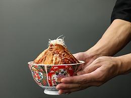 八月作品丨日式烤肉饭、粤菜、月饼