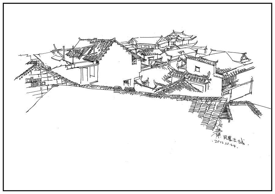 关于凤凰古城的记忆.图片