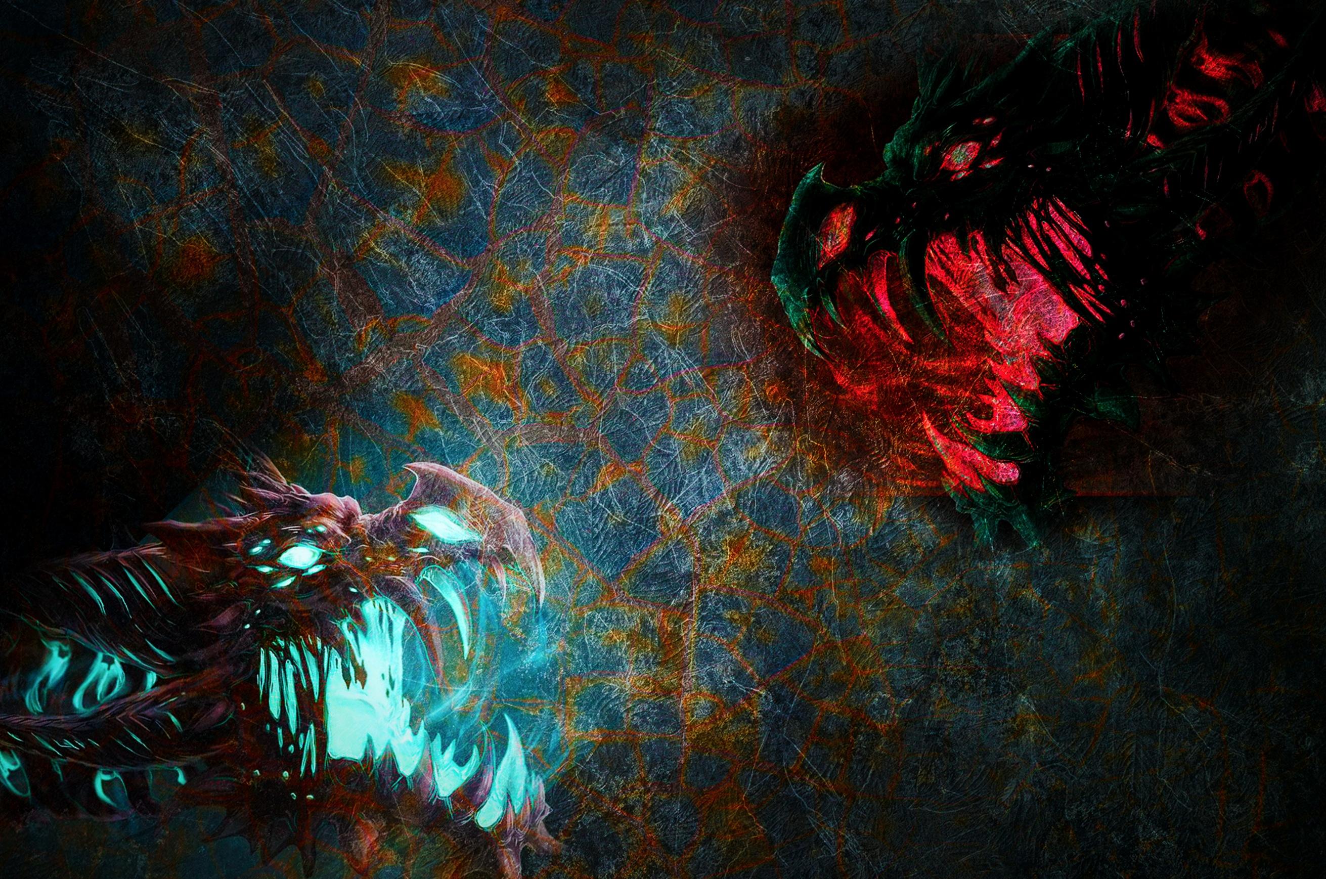 冰与火之歌壁纸 平面 海报 自愿被吃的飞猪 - 原创