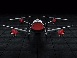 极飞飞行器发布会视频