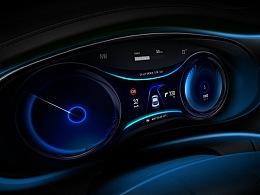 智慧出行 | 汽车仪表盘交互体验设计分析(一)