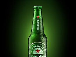 Heineken喜力啤酒——广告片