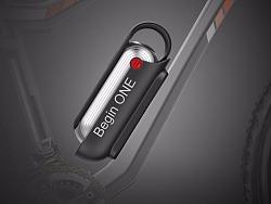 自行车电池 Bicycle battery