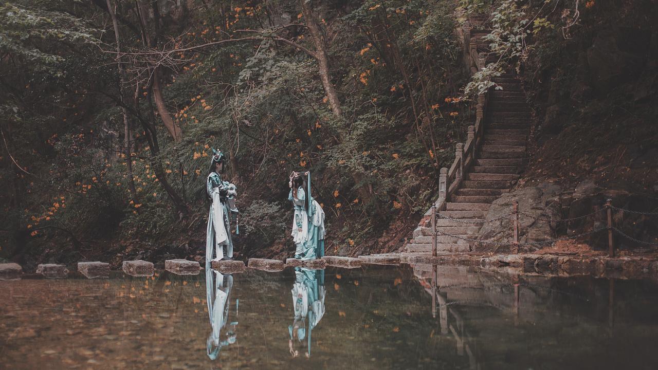 剑三长歌门 摄影 人像 人民摄影丁冠希 - 原创作