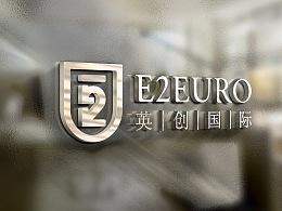 E2EURO 英创国际 企业形象设计