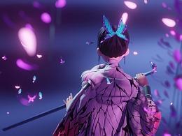 【鬼灭之刃】蝴蝶忍
