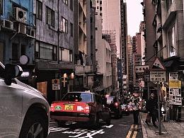 香港市井——挤
