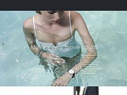 手表详情页