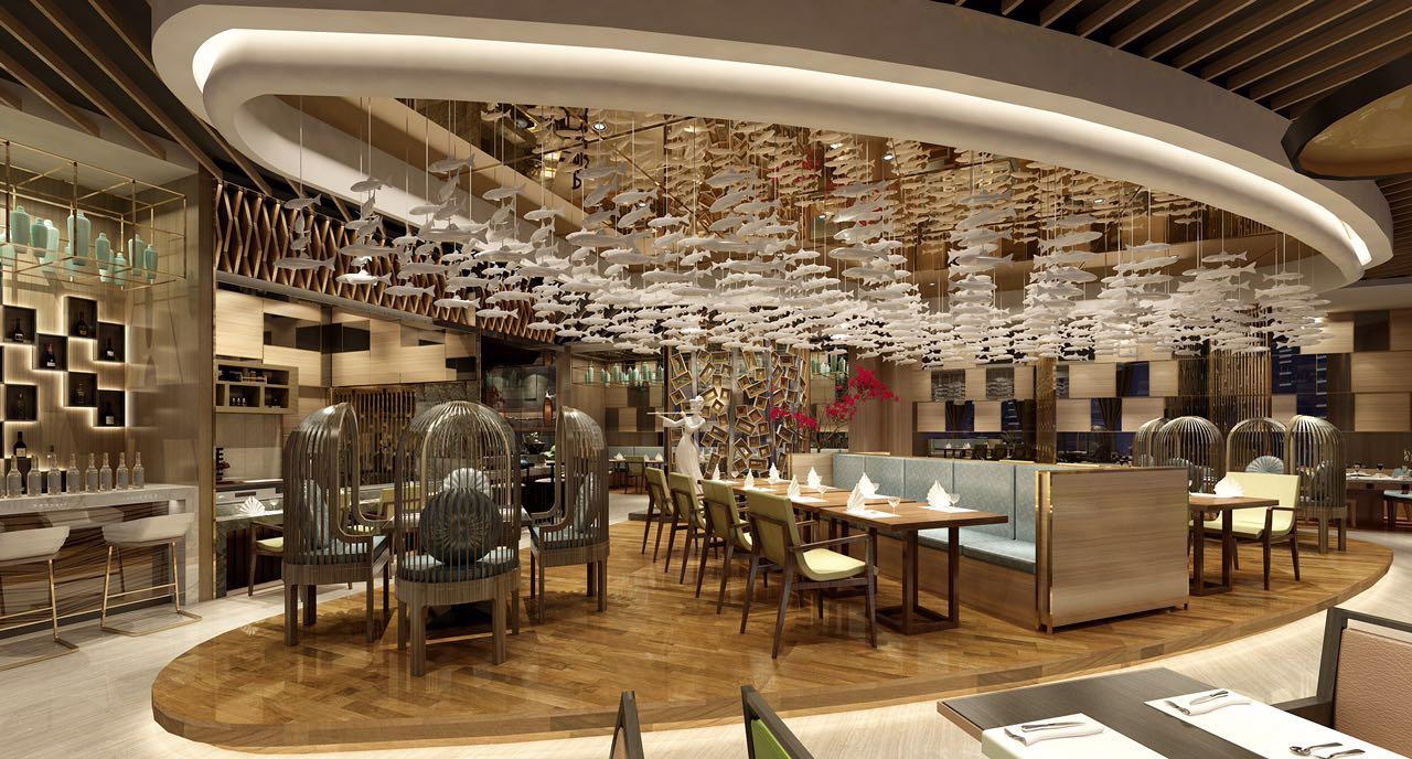 餐饮空间设计图片