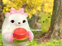 【萌芽熊】神奇的按鈕