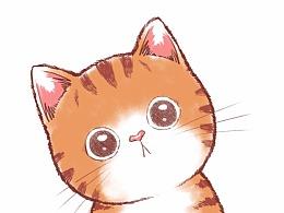 《带上橘猫去旅行》橘猫木瓜的表情包