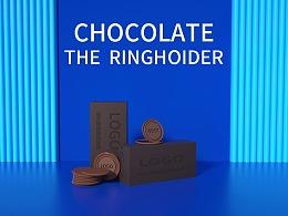 #八月-巧克力指环支架,练习