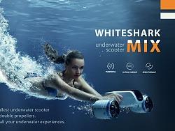 白鲨MIX水下娱乐自游器