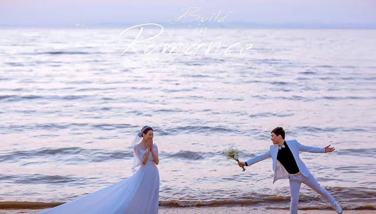合肥哪家婚纱照拍的好【爱吧摄影】lover