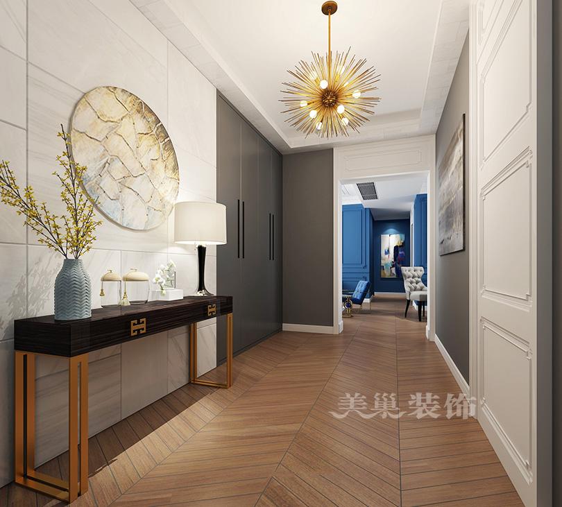 郑州东润泰和120平简欧别墅a别墅舒适的v别墅住130风格建筑设计平方米图片