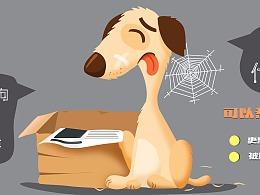 饲养小狗流程图