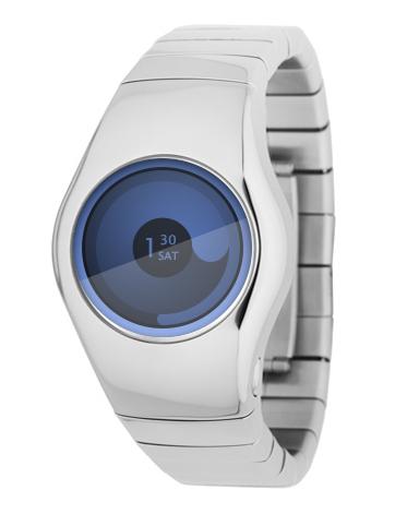 【微扁平临摹】电子手表表盘|电子产品|工业/产品|不