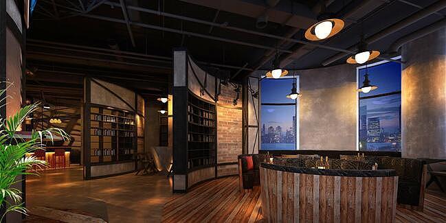 贵阳公司酒吧装修设计-德阳烈火v公司|贵阳海南省中医院的室内设计酒吧图片