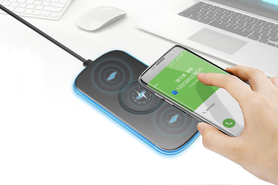 手机无线充电器