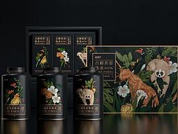 瑞茗古树茶包装设计