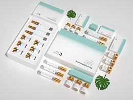 法国LP医美包装设计