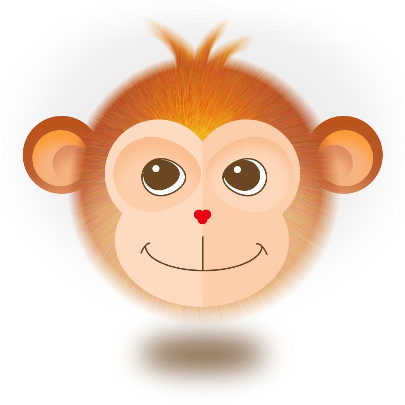 小猴子&小萌鸡