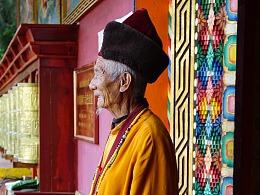 雍仲林寺 喇嘛