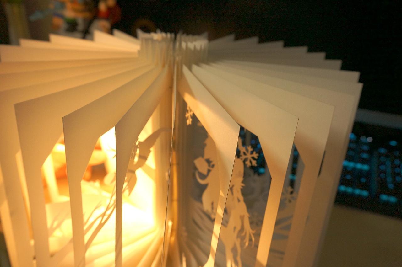 魔兽世界图纸手工立体书纸雕书 手工艺 其他手儿主题威图片